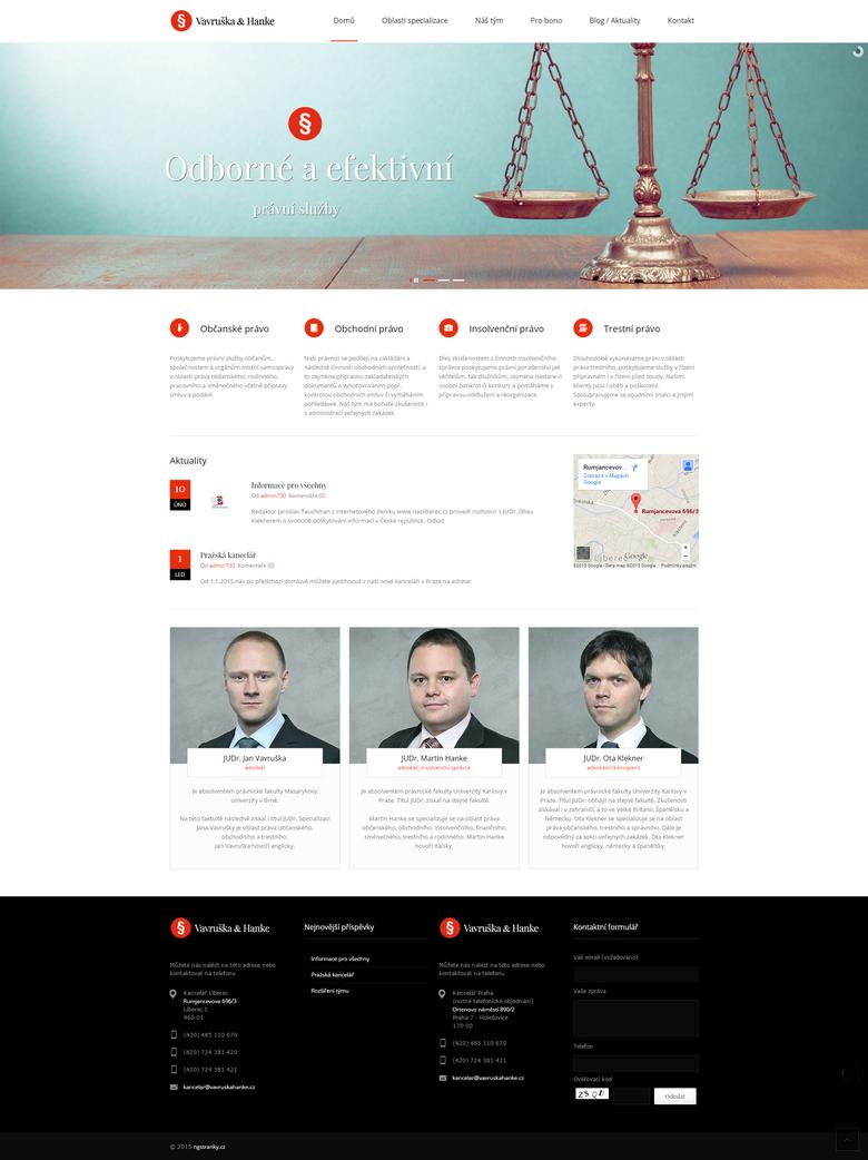 Právník Liberec